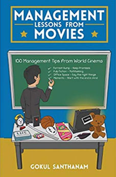 Management Lessons from Movies: 100 Management Tips from World Cinema Paperback – Import, 7 Jan 2017